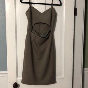 Jessie James Decker Samantha Jones cut out dress